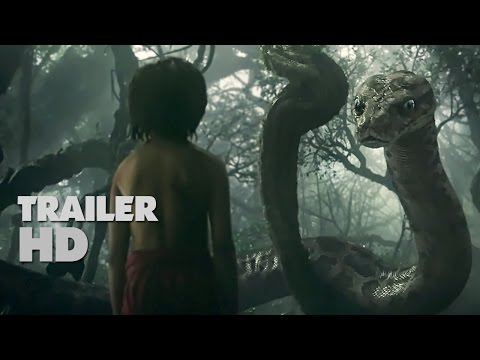 The Jungle Book - Official Film Teaser Trailer 2016 - Scarlett Johansson, Ben Kingsley Movie HD