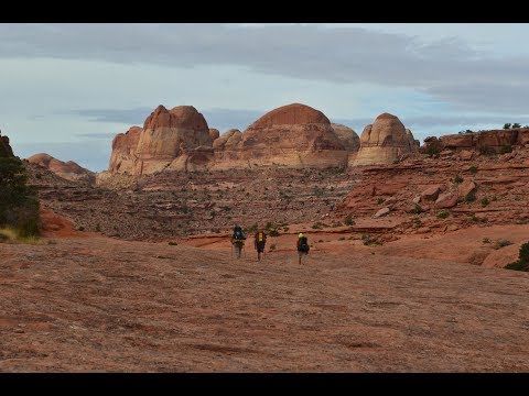 Backpacking Utah: Coyote Gulch, Stevens/Fold Canyon, Escalante River Loop (Full Version)
