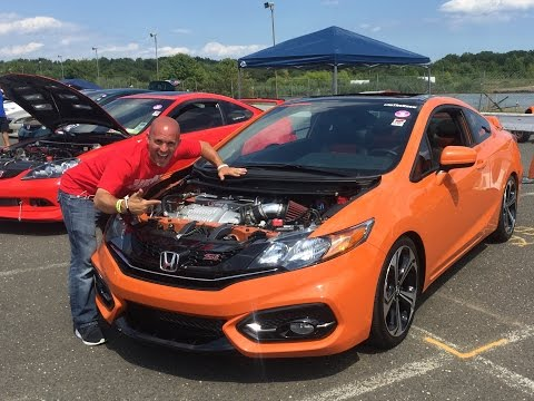 HDay (Honda Day) E-Town NJ 2015 The Cars, the People, the Fun and a few Surprises