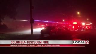 CINCINNATI (WKRC) - Firefighters put out a structure fire in the Ea...