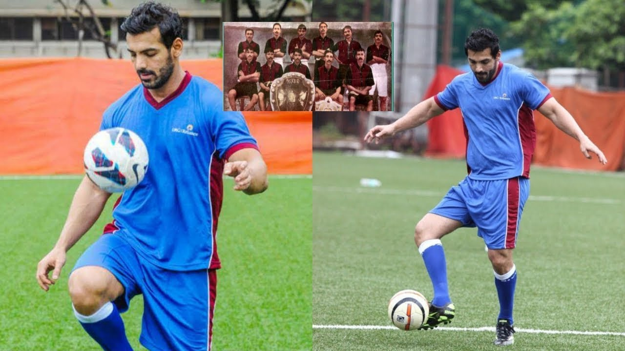 John Abraham to bring the iconic 1911 football match on the big screen -  YouTube