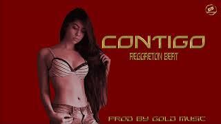 Contigo-Reggaeton Beat-(prod by Gold Music) instrumental