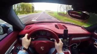 FIRST POV DRIVE PORSCHE 911 CARRERA S