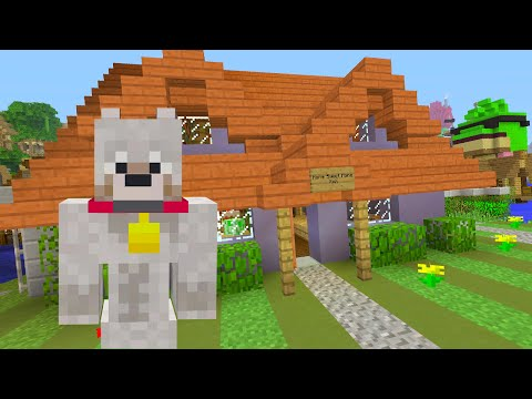 Minecraft Xbox - Survival Madness Adventures - Home Sweet Home 2 [370]