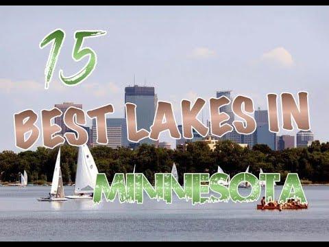 Top 15 Best Lakes In Minnesota