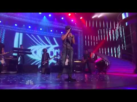 Enrique Iglesias - I Like It (Live on Americas Got Talent 2010)