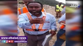 بالفيديو والصور.. مدير مشروع سد النهضة يوجه رسالة للمصريين