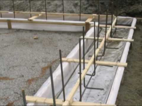 Fastfoot 174 Residential Footing Installation Youtube