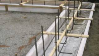 Fastfoot® Residential Concrete Footing Installation thumbnail