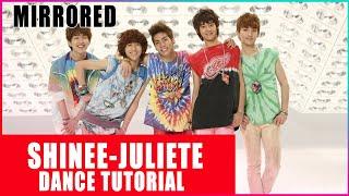 SHINee 샤이니 'Juliette (줄리엣)    DANCE TUTORIAL ESPAÑOL