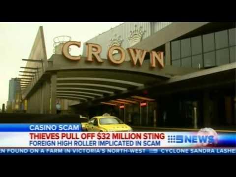 $32 million heist at Crown Casino