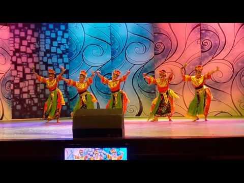 Hapsari Dance Group, Ronggeng Blantek, ASEAN+3 Festival of Arts 2016, Brunei Darussalam