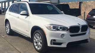 2016 bmw x5 xdrive35i full review start up exhaust