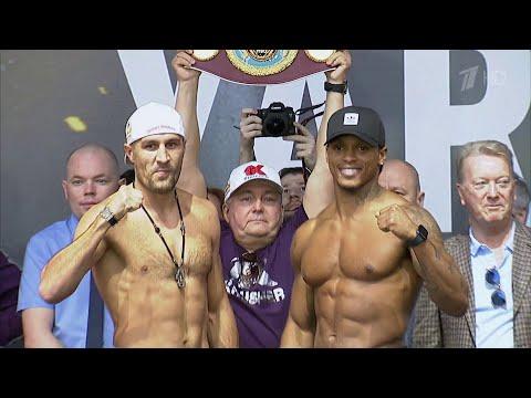 В Челябинске пройдет боксерский поединок планетарного масштаба: С.Ковалев против британца Э.Ярда