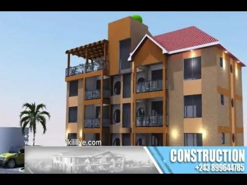 Construire une maison a kinshasa dans un temps record for Construire une maison a kinshasa