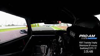 TDT - Silverstone GP | Quali Lap (P2) | Renault Clio 182 | 16.08.20