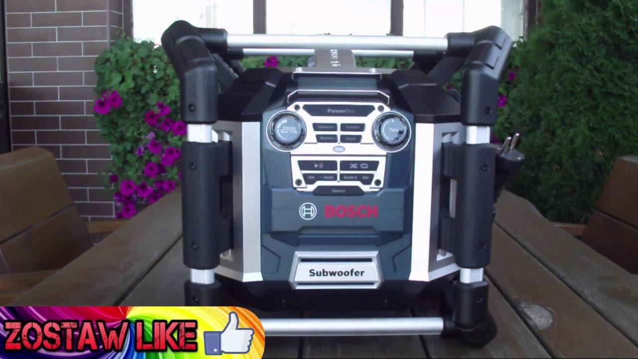 unboxing radia Bosch GML 50 Professional - YouTube