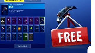 How to unlock the hunting party skin pickaxe for free in fortnite Battle Royale