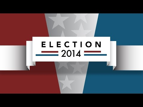 Live 2014 Election Coverage with Gwen Ifill and Judy Woodruf