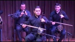 Elçın Həşimov tar - Elnur Əhmədov kaman konsertdən ifa.24.11.2015