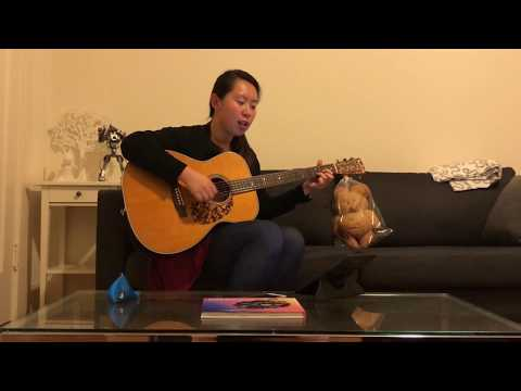 Valentine - Kina Grannis (Michelle Zhang Cover) | With Guitar Chords