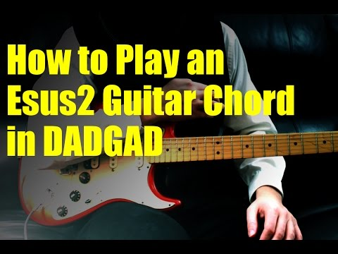 Video How To Play An Asus2 Guitar Chord In Dadgad
