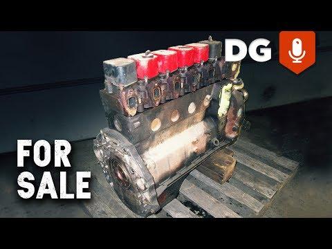 5.9 Cummins Diesel Engines & More For Sale!
