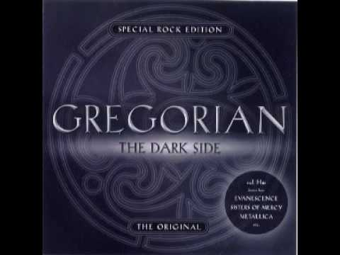 Клип Gregorian - Nothing Else Matters