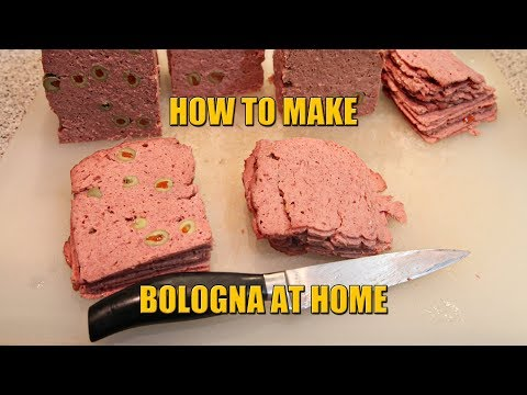 How To Make The World's Best Bologna At Home