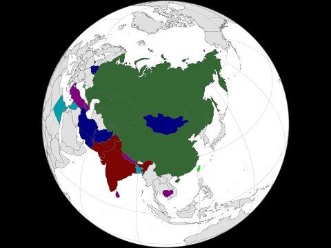 Doğunun Oluşturduğu Kutup : Şangay Beşlisi