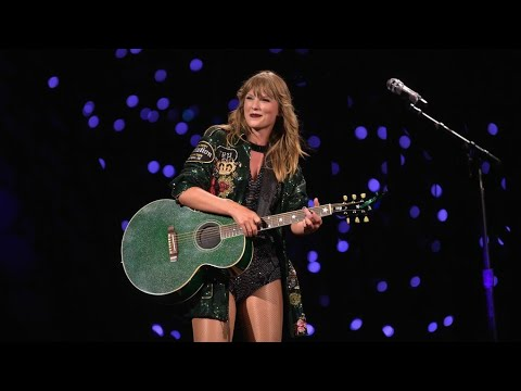 Taylor Swif- Dancing With Our Hands Tied /Part 1(LIVE Reputation Stadium Tour )