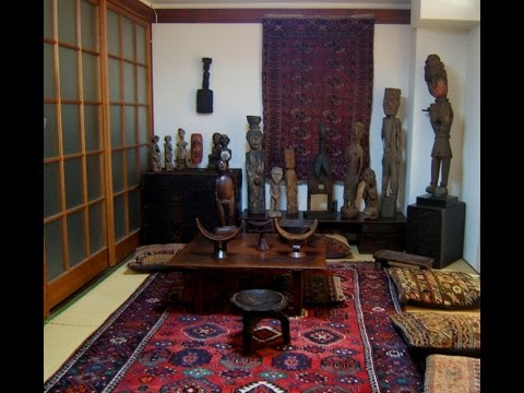 TRIBAL ART COLLECTION: Tokyo Apartment (4 of 7)