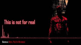 [Daredevil] Chevelle - Until You're Reformed (Full lyrics)
