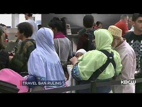 Trump's Travel Ban Blocks Immigrants From 6 Countries, With Exceptions