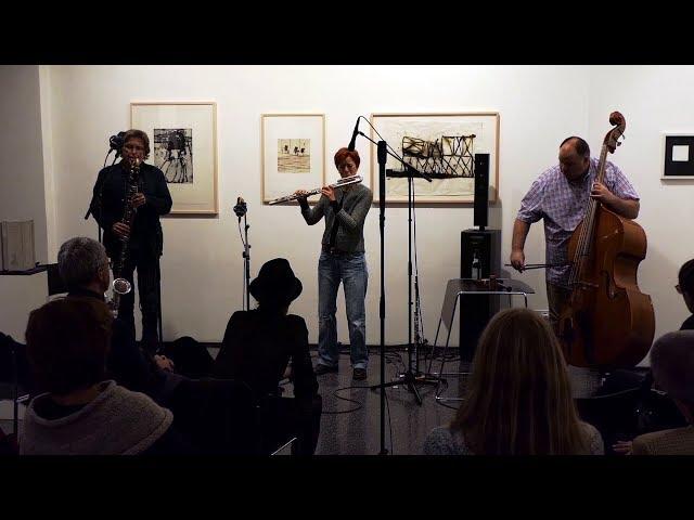 Udo Schindler - Damon Smith - Karina Erhard @ Galerie arToxin München, 12.Dez. 2019 New Edit