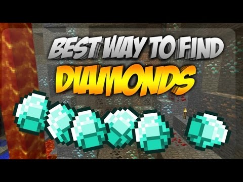 how to find diamonds in minecraft ps4