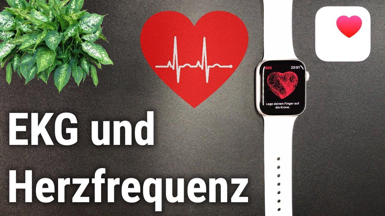 Apple Watch Health Gesundheits-Checkliste Teil 1   EKG und Co.   watchOS 7   2021