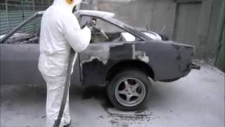 пескоструйка автомобиля(, 2015-09-14T10:20:53.000Z)