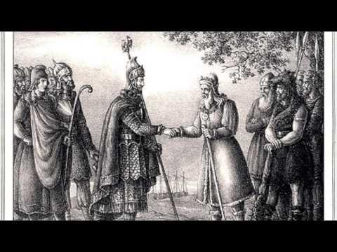 The Prose Edda Chapters 1-2 ASMR