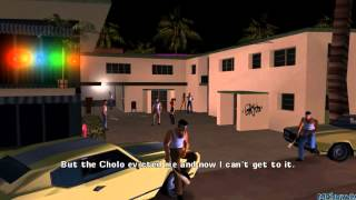 Gta Vice City Stories PSP Walktrough Mission 2 Cleaning House