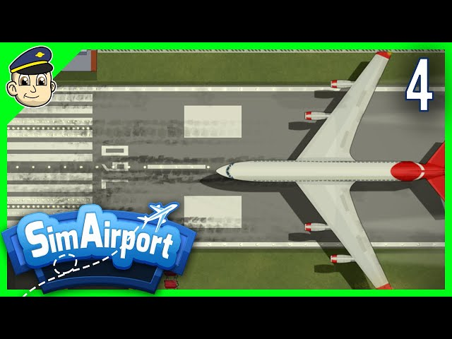 I love it when a plan comes together - Ep 4. - Let's Play SimAirport