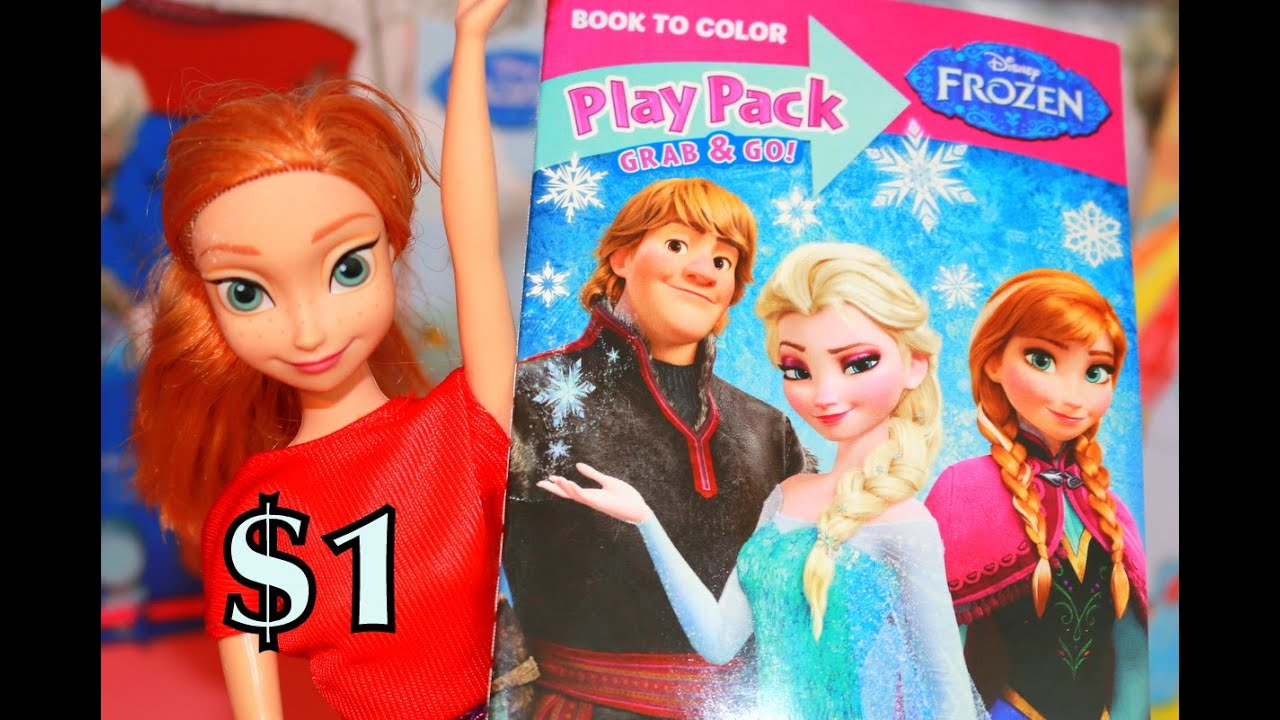 Elsa Princess Anna Frozen Coloring Book Disney Olaf