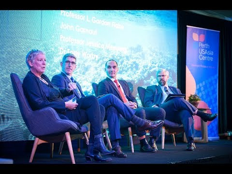 In The Zone: The Blue Zone 2017 - Panel Discussion #4: Our Shared Maritime Environment