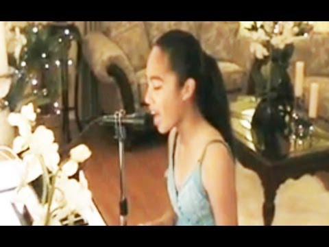 Me singing I Will Be - Leona Lewis