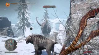 Far Cry Primal Killing the Bloodtusk Mammoth