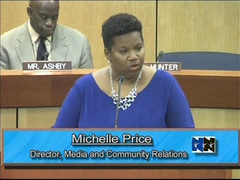 School Board Meeting December 19, 2017