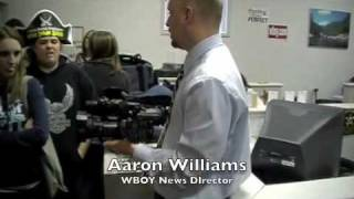 grafton high school visit to wboy