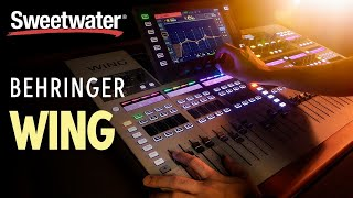 Behringer WING Digital Mixer Overview