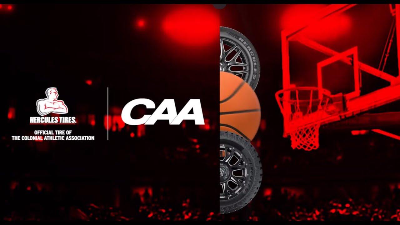 CAA Basketball - Hercules Tires