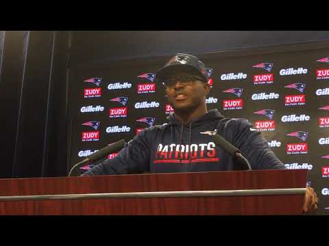 """Matthew Slater: """"The good lord made (Jalen Ramsey) and said, 'Let there be corner'"""""""